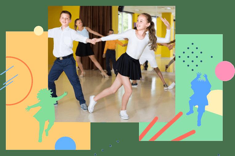 Tanečky pro děti Praha