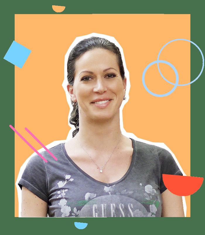 Kristýna Mücková učitelka - tanečky pro děti Praha