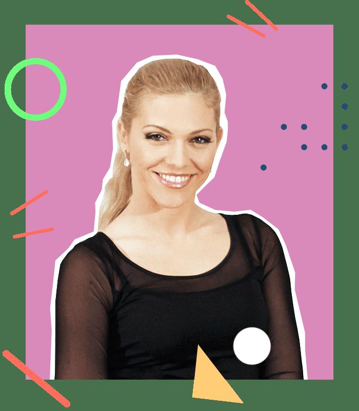 Nikoleta Rázková učitelka - tanečky pro děti Praha